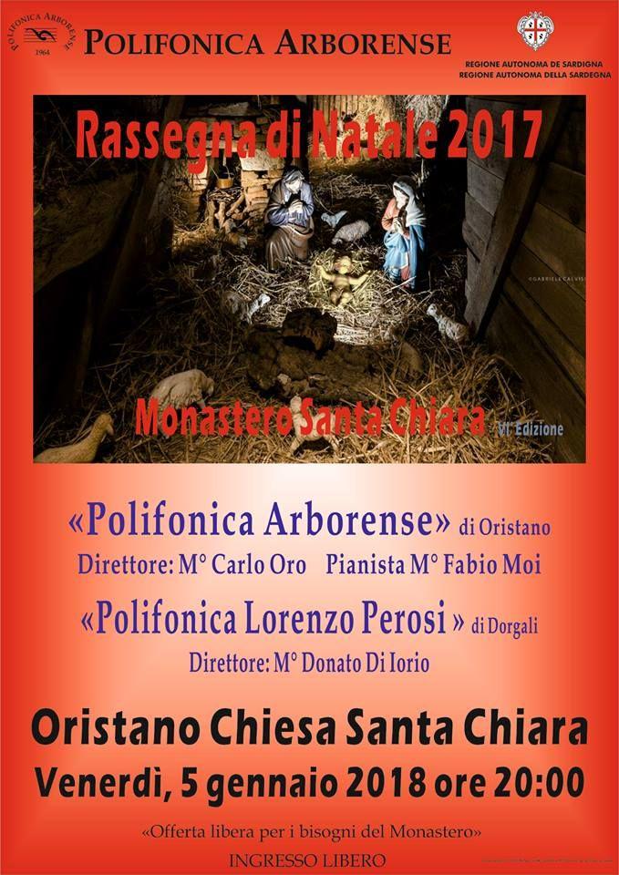 Rassegna canti di Natale (VI edizione)