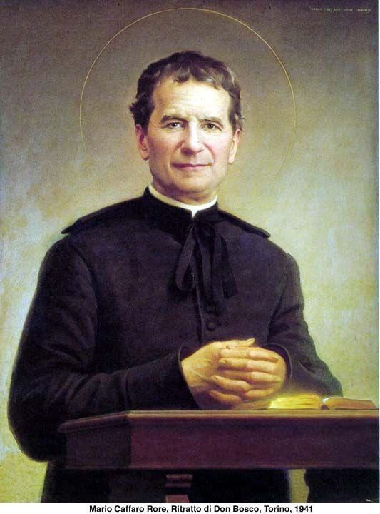 Il santo del giorno: san Giovanni Bosco