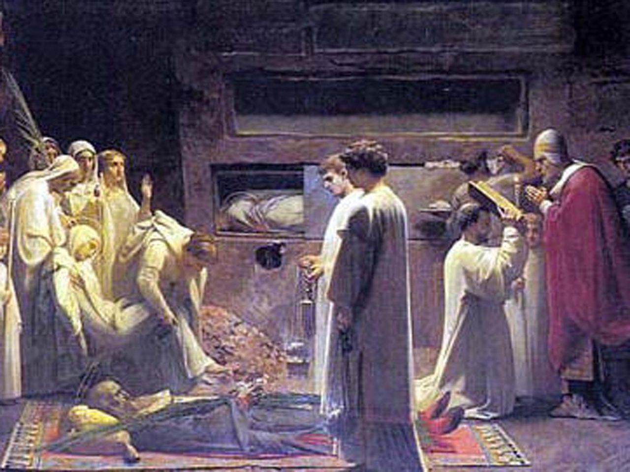 Gesù che ci ha reso degni, di poter ospitare Dio nel nostro cuore_Vangelo del giorno.