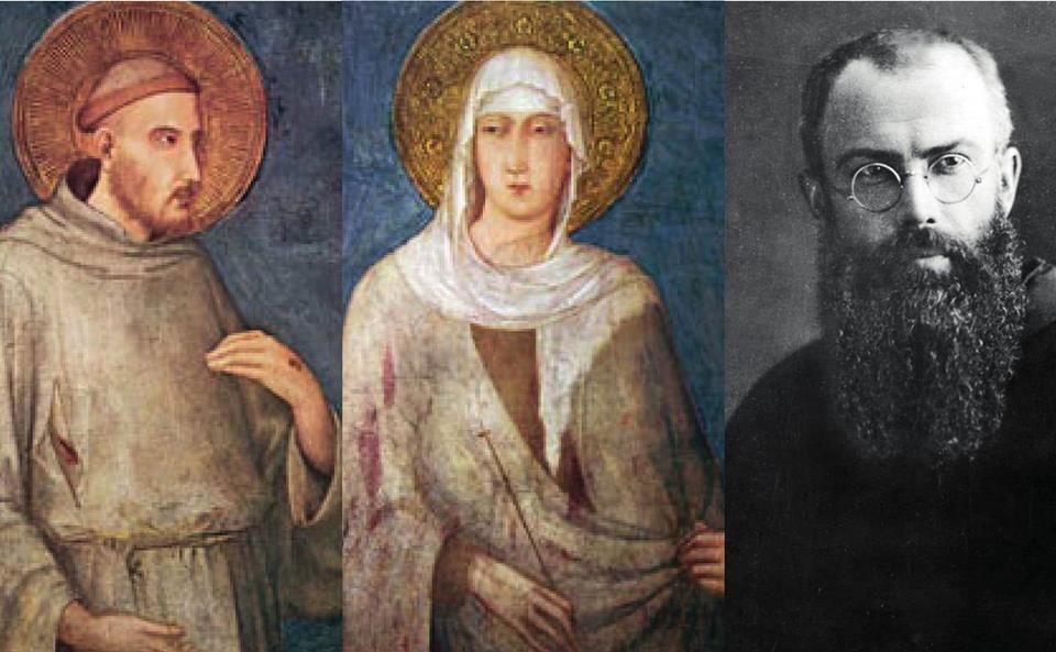Pomeriggi francescano- kolbiani