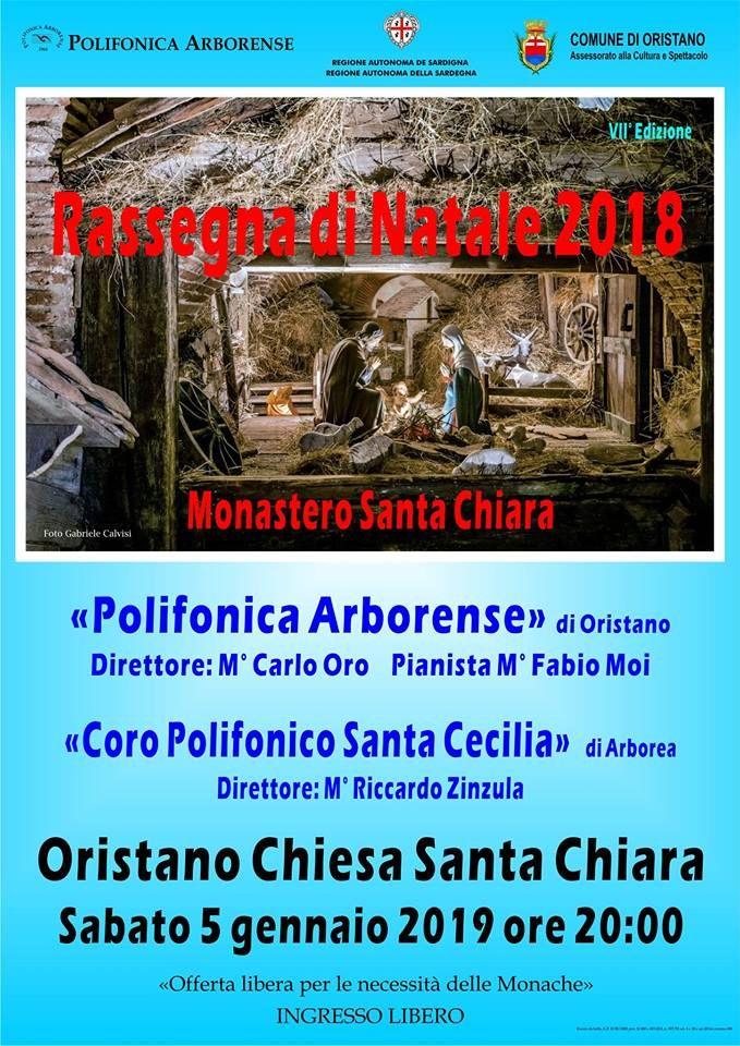 VII edizione della Rassegna di Natale