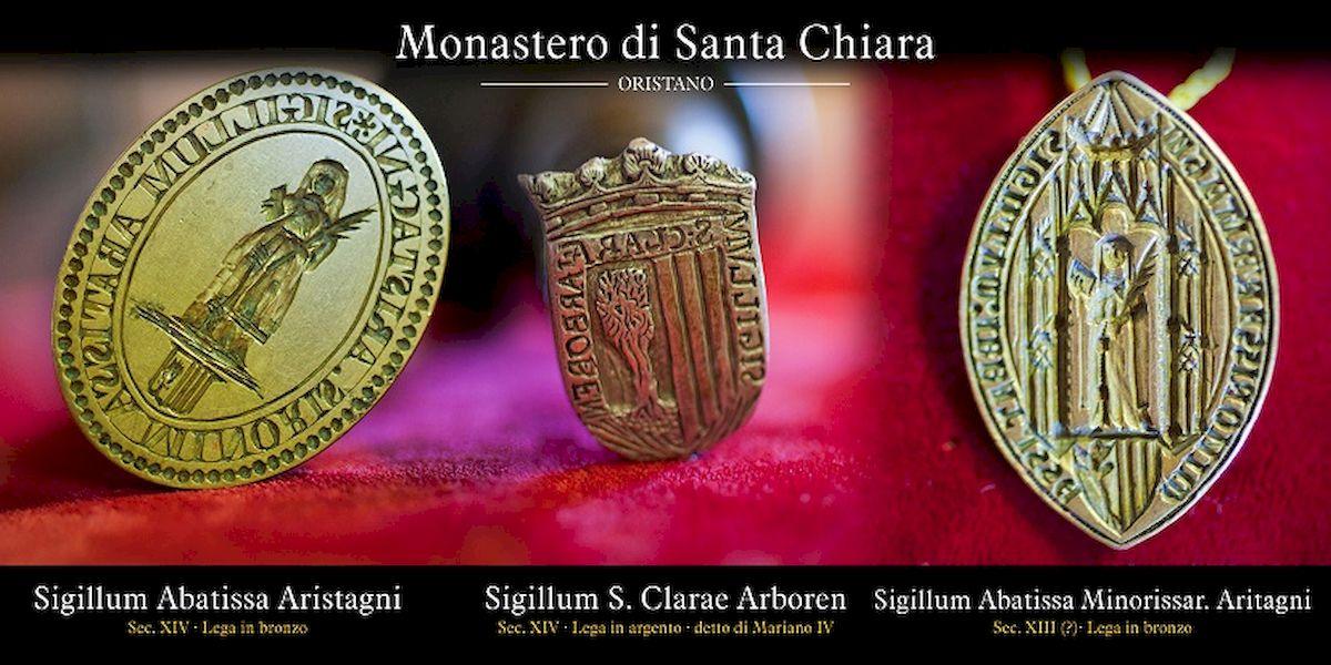Mostra cimeli storici del Monastero